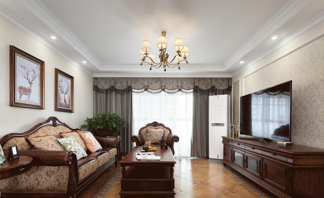 房子装修,10种电视背景墙设计方案,给你装修灵感