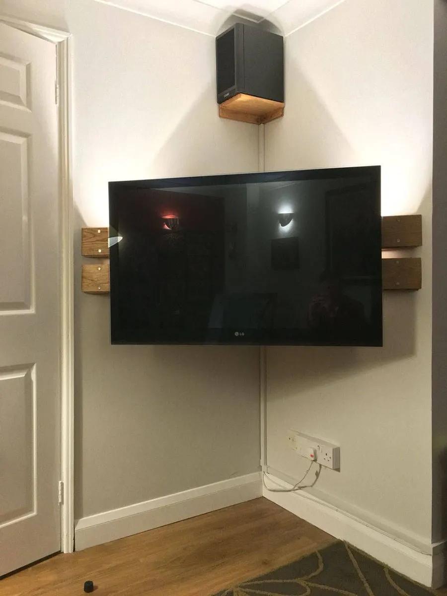 这些电视背景墙的设计太棒了!一款照着装,朋友来我家都不想走