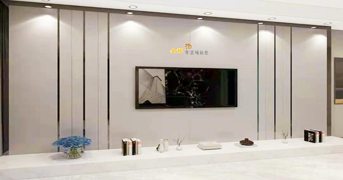 苏州客户分析客厅装修值不值得做电视背景墙呢?
